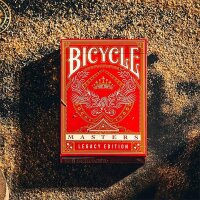 Bicycle - Legacy Masters - Red