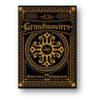 Grandmasters Casino XCM (Standard Edition) Playing Cards...