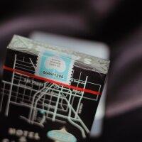 Safari Casino Black Playing Cards Sealed