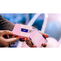 NOC3000X2 (Pink LIMITED Ed.) Playing Cards