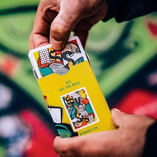 Svngali 03: Off The Wall Playing Cards