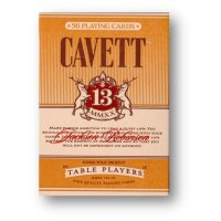 No.13 Table Players Vol. 4 (Cavett) Playing Cards by Kings Wild Project