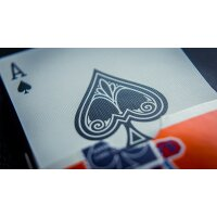 Vintage Feel Jerrys Nuggets (Orange) Playing Cards
