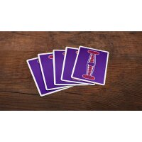 Modern Feel Jerrys Nuggets (Royal Purple Edition) Playing Cards