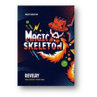 Magic Skeleton Playing Cards by Bocopo