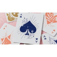 Lady Moon Playing Cards by Art of Play