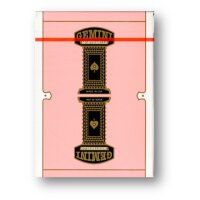Gemini Casino Pink Playing Cards by Gemini