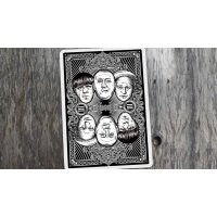 The Three Stooges Playing Cards