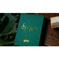 No Secret Playing Cards