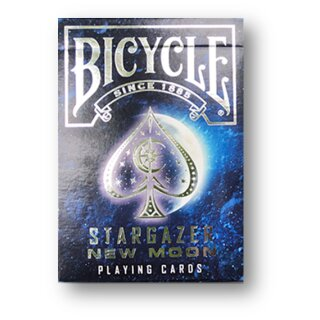 Bicycle Stargazer New Moon Playing Cards