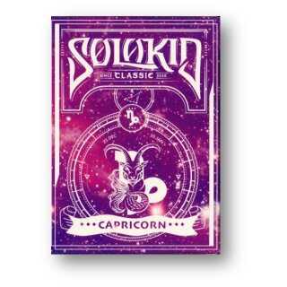 Solokid Constellation - Capricorn Playing Cards