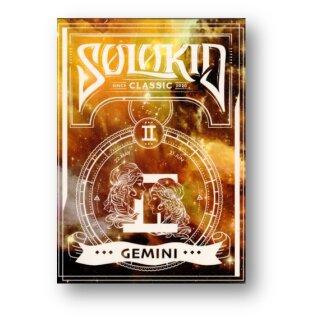 Solokid Constellation - Gemini Playing Cards