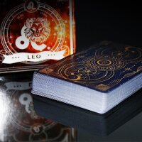 Solokid Constellation - Leo Playing Cards