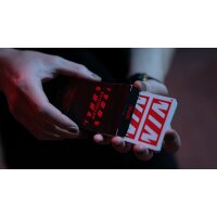 Prototype (Supreme Red) Playing Cards by Vin