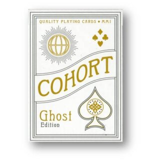 Ghost Cohort Playing Cards