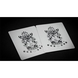 Midnight Edition Details about  /Warrior Playing Cards By RJ Limited Cartamundi B9 Linen