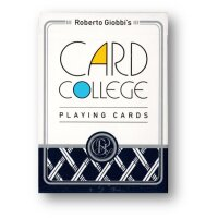 Card College (Blue) Playing Cards by Robert Giobbi and...