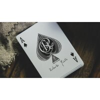 Card College (Blue) Playing Cards by Robert Giobbi and TCC Presents
