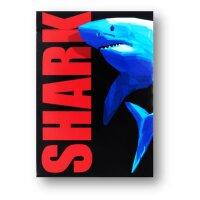 Shark Playing Cards by Riffle Shuffle