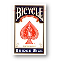 Bicycle - Bridge Size Playing Cards BLUE
