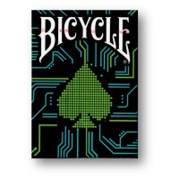 Bicycle - Dark Mode Playing Cards