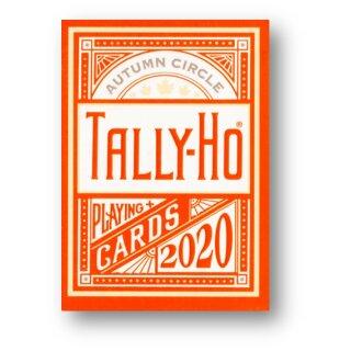 Tally Ho - Autumn Circle Playing Cards