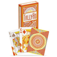 Tally Ho - Autumn Circle Playing Cards