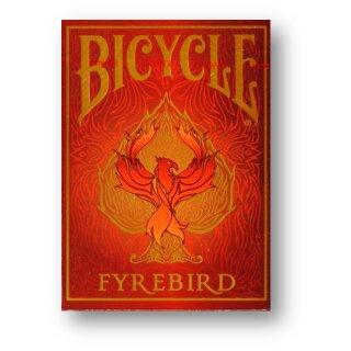 Bicycle - Fyrebird Playing Cards