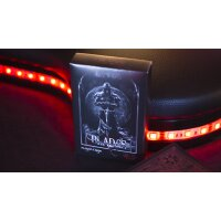 The Master Series - Blades Blood Moon by Devo (Standard Edition) Playing Cards