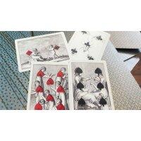 Cottas Almanac #1 Transformation Playing Cards