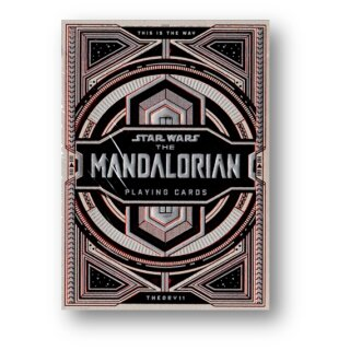 Mandalorian Playing Cards by theory11