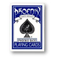 4 x Phoenix Deck (2 x Rot / 2 x Blau)