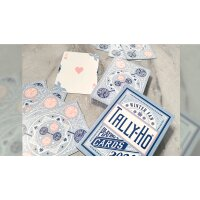 Tally-Ho Winter Fan Playing Cards