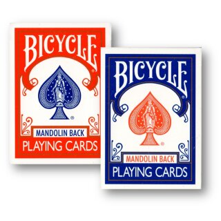 Mandolin Playing Cards
