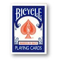 Mandolin Playing Cards Blau