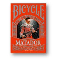 Bicycle Matador (Red) Playing Cards