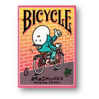 Bicycle Brosmind Four Gangs by US Playing Card