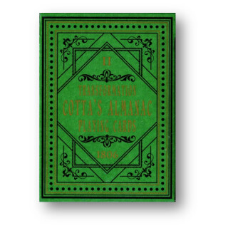 Cottas Almanac #2 Transformation Playing Cards