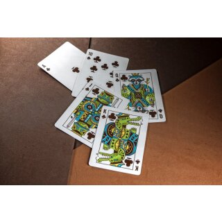 Animal Kingdom Playing Cards by Theory 11- Rare