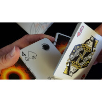 Black Tie Playing Cards