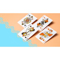 Surfboard V2 Playing Cards by Riffle Shuffle