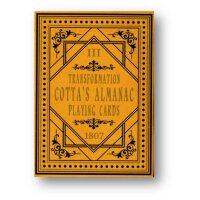 Cottas Almanac #3 Transformation Playing Cards