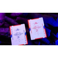 The Universe UFO Edition Playing Cards by Jiken & Jathan