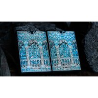 Atlantis Sink Edition Playing Cards by Riffle Shuffle