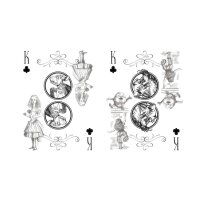 Fig. 23 Looking-Glass Playing Cards