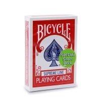 Bicycle - Supreme Line - Short Deck - Red back