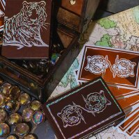 The Hidden King Luxury Editions - Copper Foil