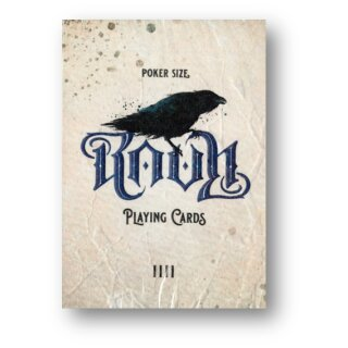 Ravn IIII Playing Cards - Blue