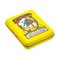 DC Super Heroes - Superman no. 1 Playing Cards - Tattoo...