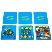 DC Super Heroes - Action Comics no. 1 Playing Cards -...